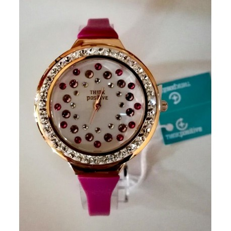 Orologio stardust Think-positive